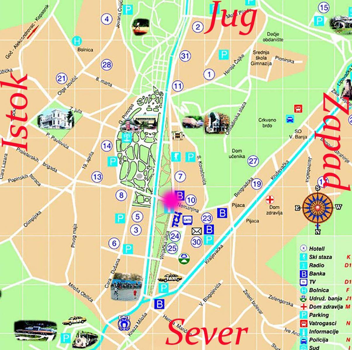 Vrnjacka Banja Strana 33 Banje Putovanja Info