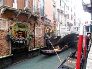 Jedan maglovit jesenji dan u Veneciji