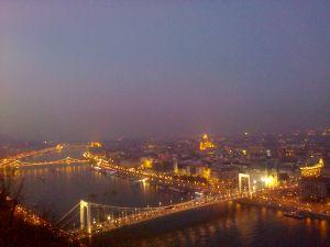 Jesen u Budimpešti