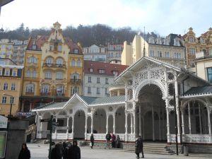 Prag, Bratislava i Drezden