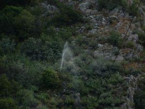 Nidri, vodopad