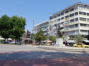 Grcka 2013 Paralija - Solun - Olimpik bic - Katerini