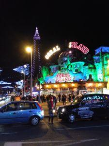 Blackpool, engleska Paralija