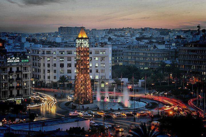 Tunis grad