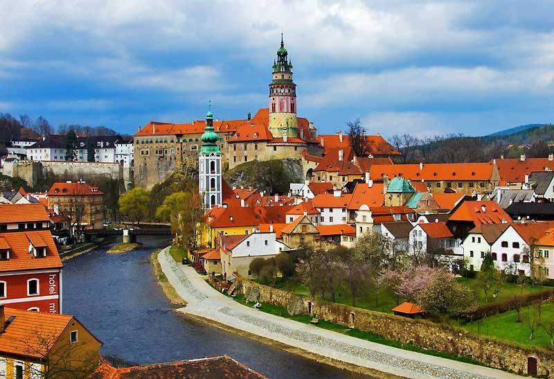Češki Krumlov