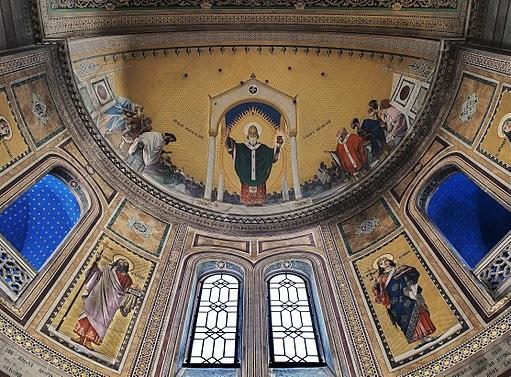 Sveti Spiridon kupola