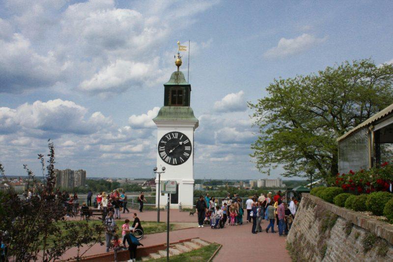 Novi Sad - Sat